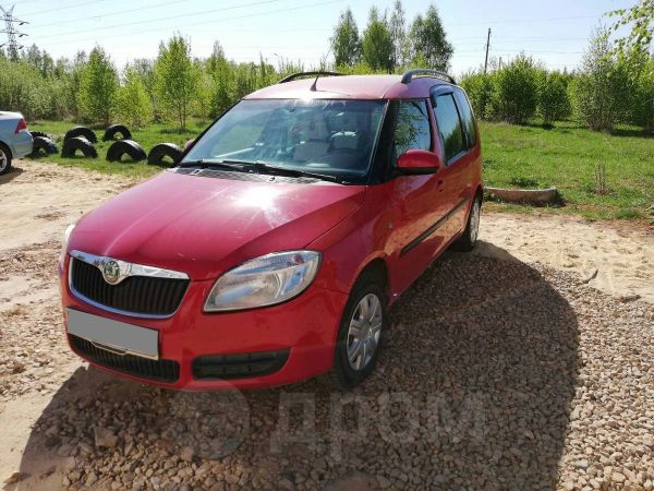 Skoda Roomster, 2010 год, 299 000 руб.