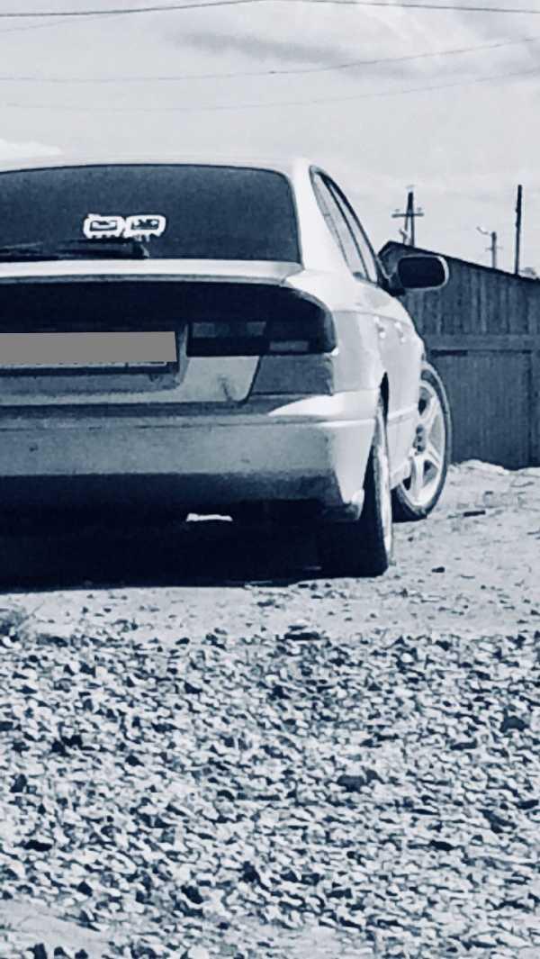 Subaru Legacy B4, 1999 год, 200 000 руб.