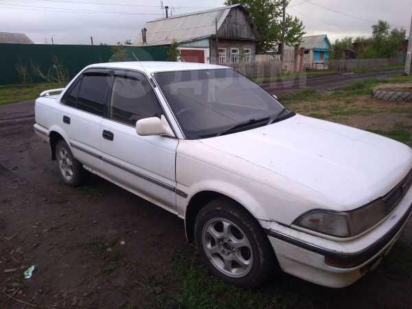Toyota Corolla, 1989 год, 115 000 руб.