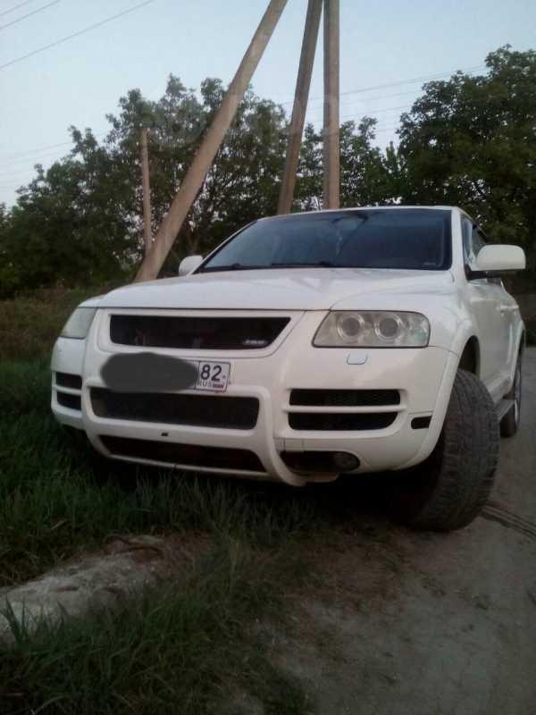 Volkswagen Touareg, 2004 год, 450 000 руб.
