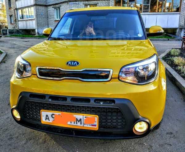 Kia Soul, 2014 год, 655 000 руб.
