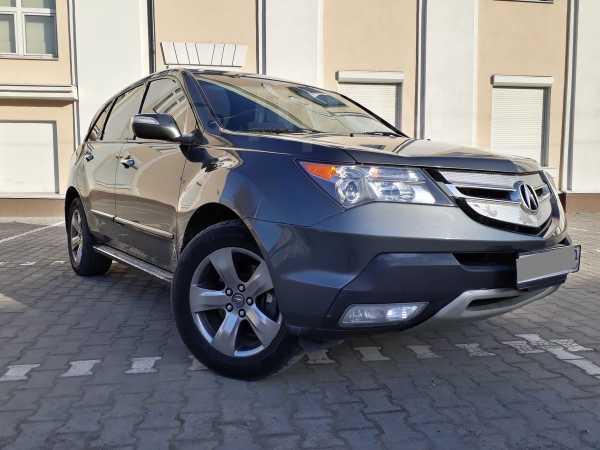 Acura MDX, 2007 год, 870 000 руб.