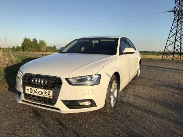 Audi A4, 2014 год, 1 000 000 руб.