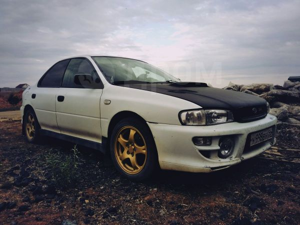 Subaru Impreza WRX, 1993 год, 250 000 руб.