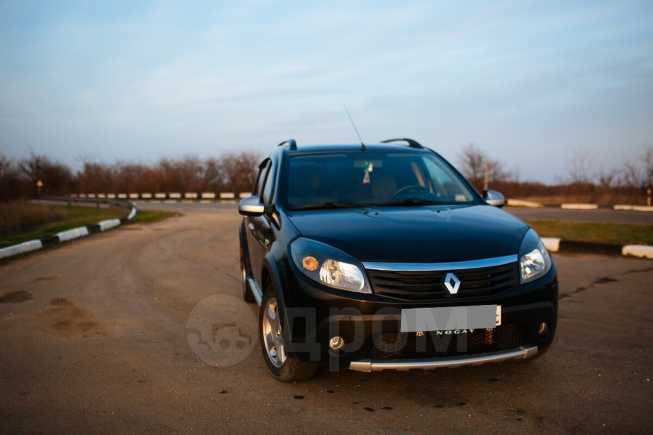 Renault Sandero Stepway, 2011 год, 410 000 руб.
