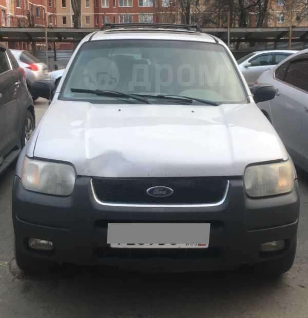 Ford Escape, 2001 год, 280 000 руб.