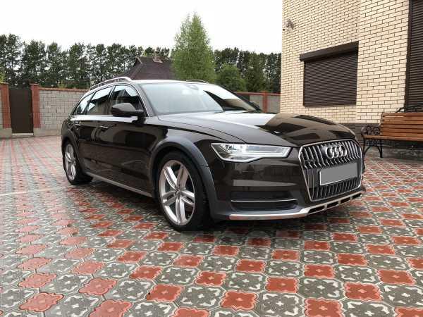 Audi A6 allroad quattro, 2016 год, 2 830 000 руб.