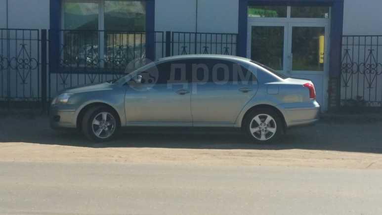 Toyota Avensis, 2007 год, 370 000 руб.