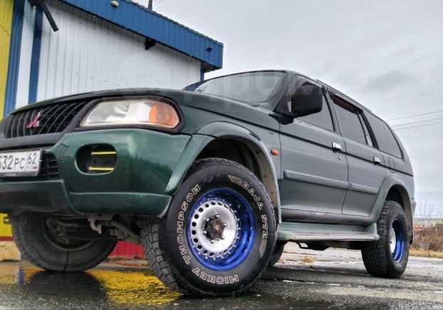 Mitsubishi Pajero Sport, 1999 год, 550 000 руб.
