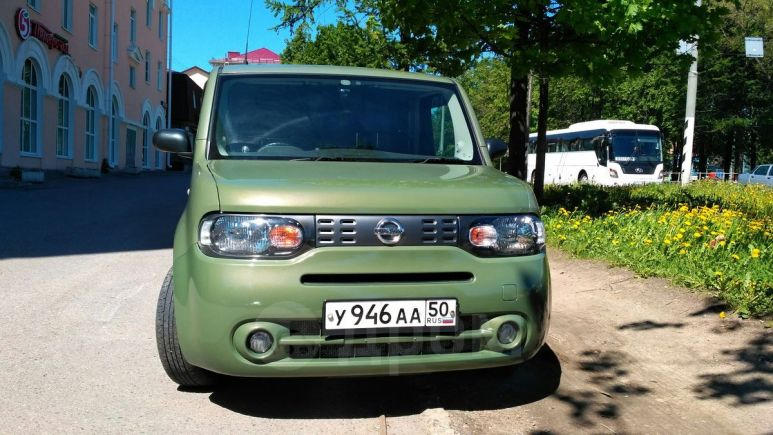 Nissan Cube, 2010 год, 405 000 руб.