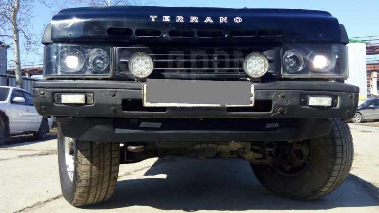 Nissan Terrano, 1990 год, 195 000 руб.