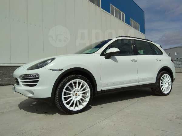 Porsche Cayenne, 2012 год, 2 555 000 руб.