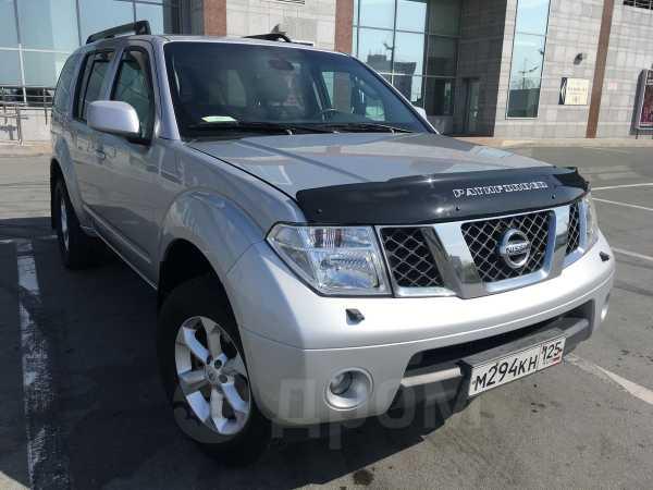 Nissan Pathfinder, 2008 год, 850 000 руб.