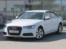 Сургут Audi A6 2014