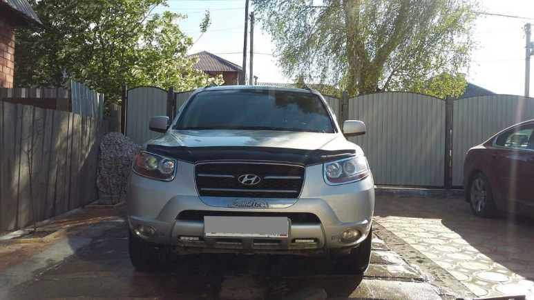 Hyundai Santa Fe, 2008 год, 610 000 руб.