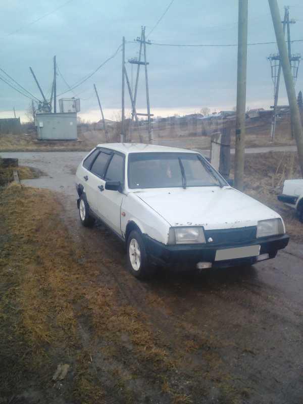 Лада 2109, 1997 год, 42 000 руб.