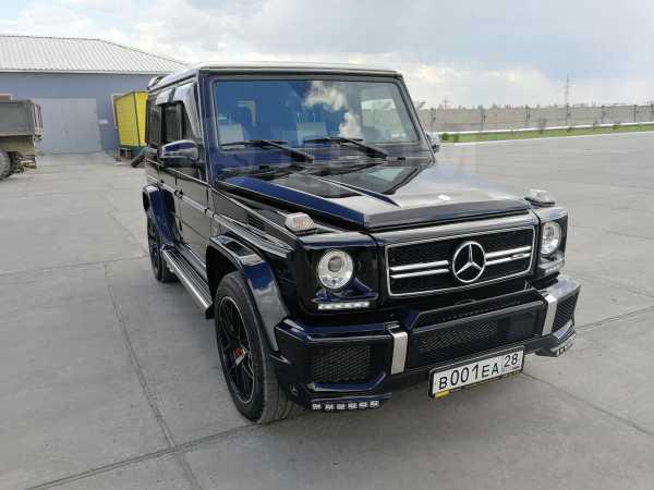 Mercedes-Benz G-Class, 2013 год, 6 100 000 руб.