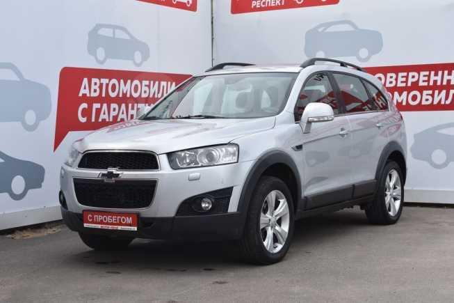 Chevrolet Captiva, 2013 год, 750 000 руб.