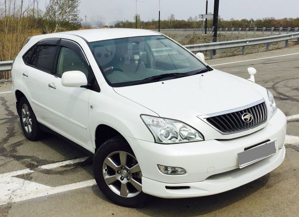 Toyota Harrier, 2010 год, 1 199 000 руб.