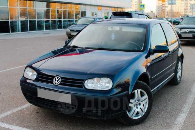 Volkswagen Golf, 2001 год, 165 000 руб.