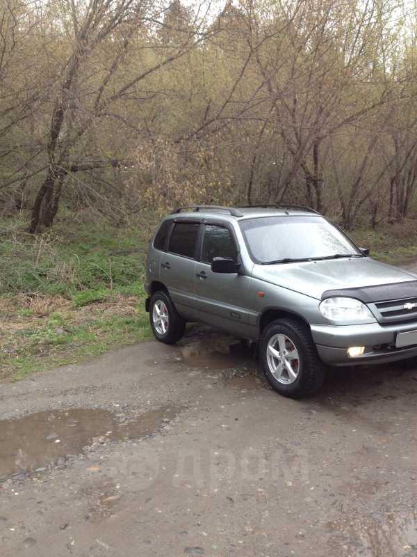 Chevrolet Niva, 2007 год, 520 000 руб.