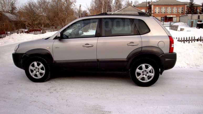 Hyundai Tucson, 2005 год, 530 000 руб.