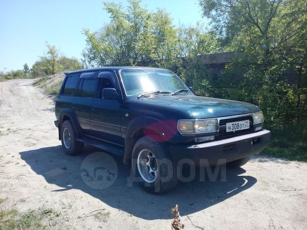 Toyota Land Cruiser, 1994 год, 700 000 руб.