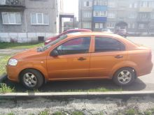 Междуреченск Aveo 2007