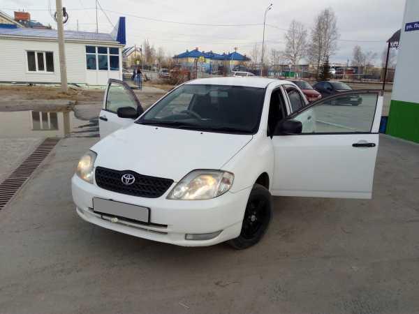 Toyota Corolla, 2002 год, 235 000 руб.