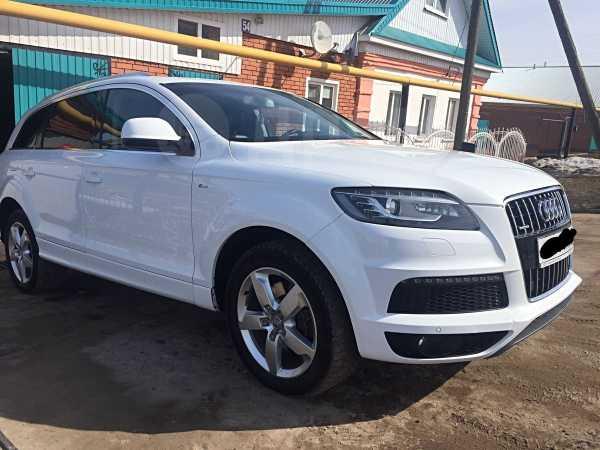 Audi Q7, 2010 год, 1 390 000 руб.