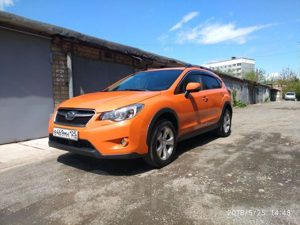 Subaru XV, 2012 год, 800 000 руб.