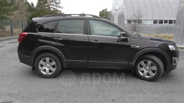 Chevrolet Captiva, 2015 год, 1 250 000 руб.
