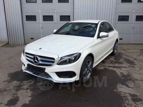 Mercedes-Benz C-Class, 2018 год, 2 631 000 руб.