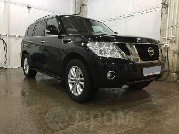 Nissan Patrol, 2012 год, 1 790 000 руб.