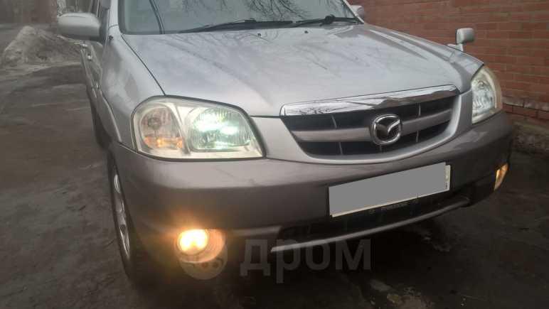 Mazda Tribute, 2002 год, 305 000 руб.