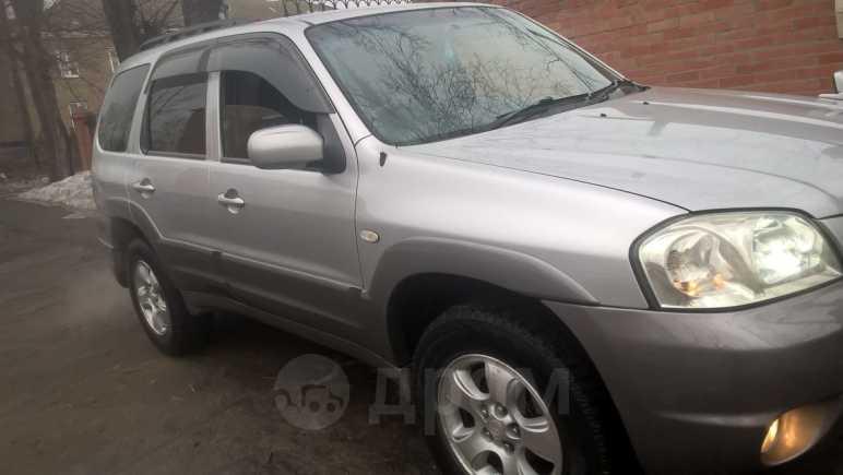 Mazda Tribute, 2002 год, 289 000 руб.