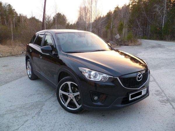 Mazda CX-5, 2014 год, 1 355 000 руб.