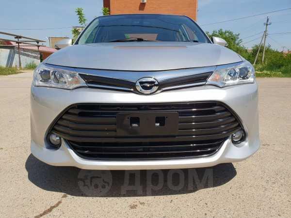 Toyota Corolla Axio, 2016 год, 795 000 руб.