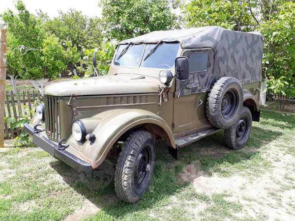 ГАЗ 69, 1970 год, 99 000 руб.