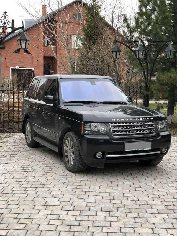 Land Rover Range Rover, 2010 год, 1 490 000 руб.