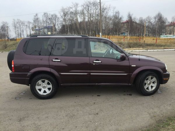 Suzuki XL7, 2003 год, 499 000 руб.