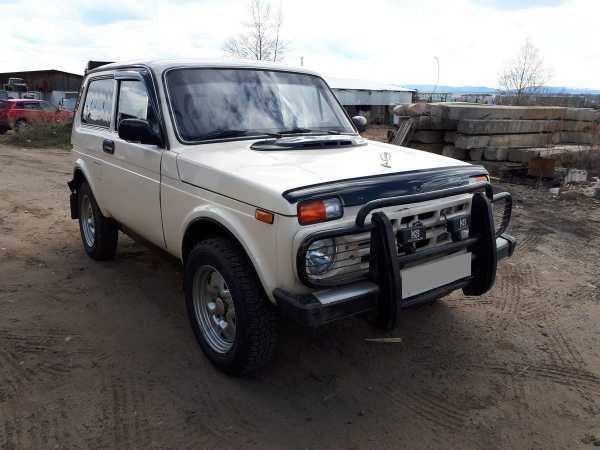 Лада 4x4 2121 Нива, 1995 год, 150 000 руб.