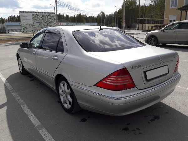 Mercedes-Benz S-Class, 2004 год, 470 000 руб.