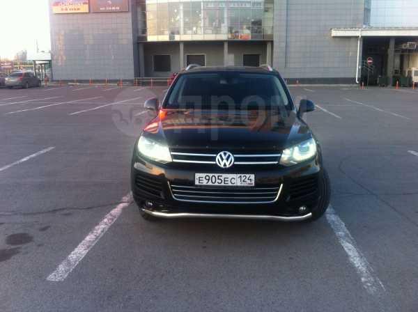 Volkswagen Touareg, 2011 год, 1 499 000 руб.