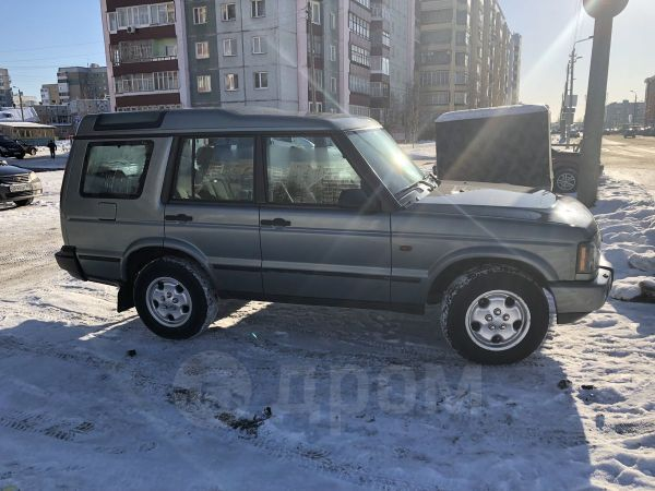 Land Rover Discovery, 2004 год, 449 000 руб.