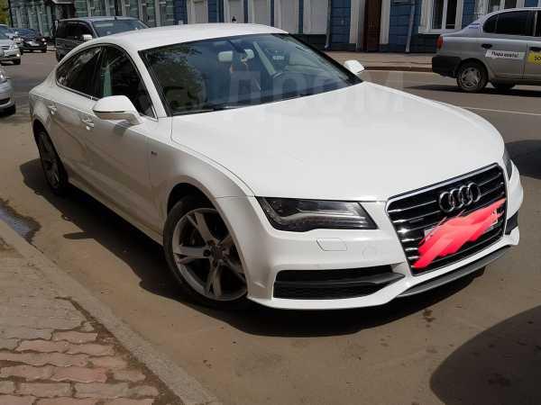 Audi A7, 2011 год, 1 600 000 руб.