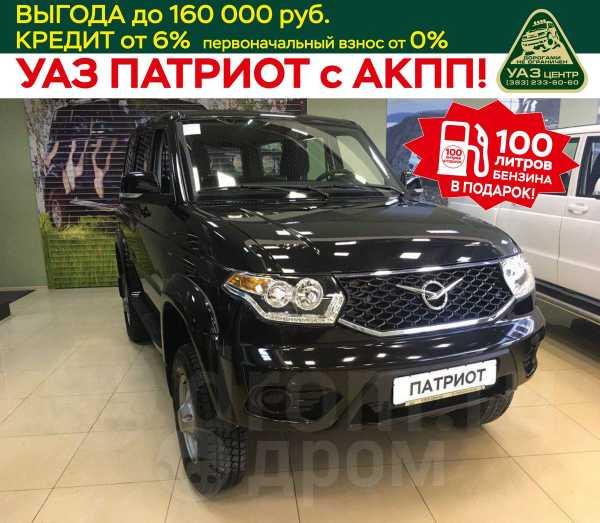 УАЗ Патриот, 2018 год, 909 900 руб.