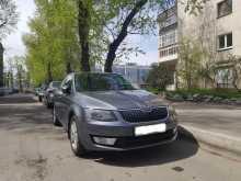 Иркутск Octavia 2013