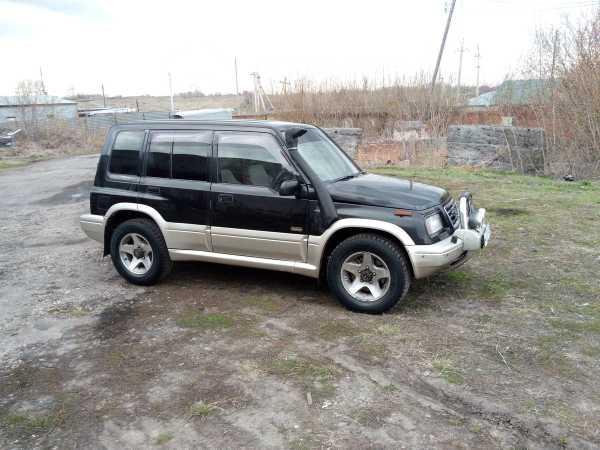 Suzuki Escudo, 1995 год, 237 000 руб.