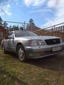 Екатеринбург LS400 2000